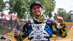 Monster Energy/Yamaha Factory Racing Team Locks In Justin Barcia and Aaron Plessinger