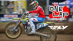 Chad Reed: One Lap on Ironman MX
