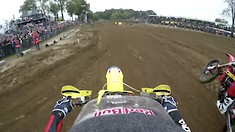 Onboard: Kevin Windham & Travis Pastrana - 2018 Motocross of Nations