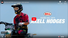 Raising Hell With Axell Hodges | Bell Helmets