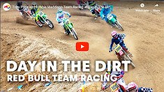Toby Price and Robbie Maddison at Day In The Dirt