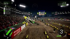 Monster Energy Supercross: The Official Video Game 2 - Eli Tomac Gameplay