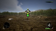 Monster Energy Supercross: The Official Video Game 2 - Compound Area Gameplay