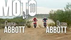 MOTO 10: The Movie - Cooper & Destry Abbott Full Segment