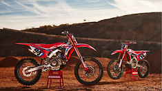 Ken Roczen and Cole Seely Ready for 2019 Supercross!