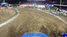 Onboard: Adam Cianciarulo, Shane McElrath, Cole Seely, & More - 2019 Anaheim 1 Supercross