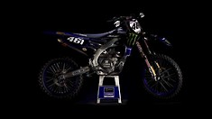 Sneak Preview: Romain Febvre's 2019 Yamaha YZ450FM
