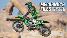 Mechanic's Files: Joey Savatgy's Kawasaki KX450