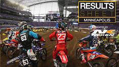 Results Sheet: 2019 Minneapolis Supercross