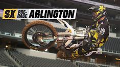 Supercross Pre-Race: Arlington