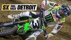 Supercross Pre-Race: Detroit