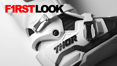 First Look: THOR Radial Boots