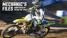 Mechanic's Files: Jimmy Decotis' Suzuki RM-Z250