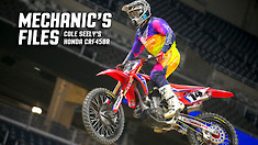 Mechanic's Files: Cole Seely's Honda CRF450R