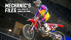 Mechanic's Files: Cole Seely's Honda CRF450R