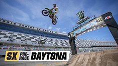 Supercross Pre-Race: Daytona