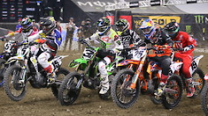 2019 Indianapolis Supercross - 250 & 450 Main Event Highlights