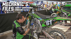 Mechanic's Files: Garrett Marchbanks' KX250