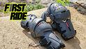 First Ride: Leatt Z-Frame Knee Brace