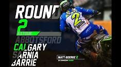 2019 Canadian Arenacross Series - Calgary Highlights