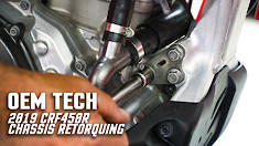 OEM Tech: Honda Chassis Retorquing