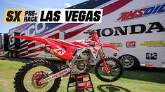 Supercross Pre-Race: Las Vegas