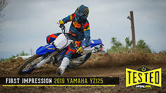 First Impression: '19 Yamaha YZ125  Baseline Test