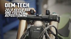 OEM Tech: Swapping Bar/Peg Positions on KX450