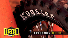 Tested: Hoosier MX25 Tire