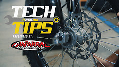 Tech Tip: How To Install Front Wheel Properly
