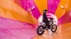 Urban Rider - Josh Hill