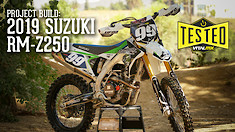 Project Build: 2019 Pro Circuit Suzuki RM-Z250