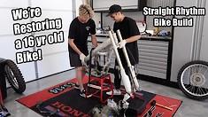 Cole Seely's Vlog - CR250 Bike Build, Episode 2