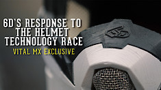6D's Response To The Helmet Technology Race