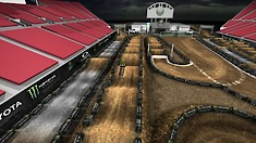 2019 Monster Energy Cup - Animated Track Maps