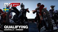 2019 MXGP of Sweden - MXGP & MX2 Qualifying Race Highlights
