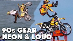 '90s - The Golden Era of Motocross Gear