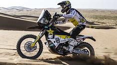 Andrew Short Set to Race 2019 Atacama Rally