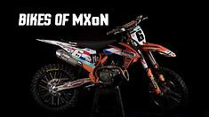 Bikes Of MXoN: 2019