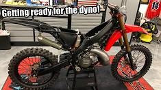 Cole Seely's Vlog - CR250 Bike Build, Episode 8