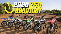 2020 Vital MX 250 Shootout