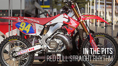 Red Bull Straight Rhythm: In The Pits