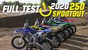 2020 Vital MX 250 Shootout: FULL TEST
