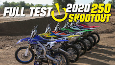 2020 Vital MX 250 Shootout: FULL TEST