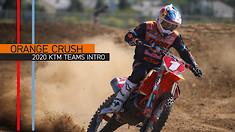 Orange Crush: 2020 KTM Teams Intro Photos