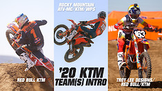 2020 KTM Team(s) Intros Video