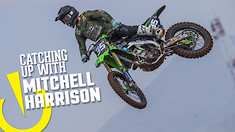 Catching Up With Bud Racing Kawasaki's Mitchell Harrison