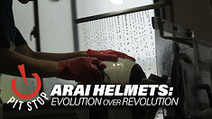 Arai Helmets: Evolution Over Revolution