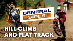 General Sipes: Episode 4 - Hill Climb and Flat Track