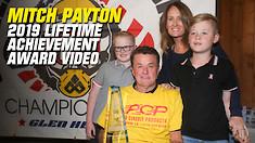 Mitch Payton 2019 Lifetime Achievement Award